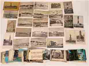 New York City Postcard Collection [137932]