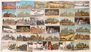Corn Palace Postcard Collection [133701]