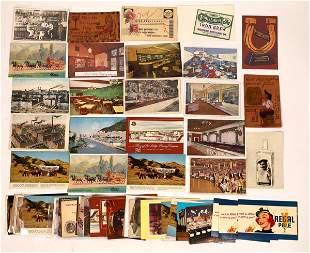 Midwest Beer & Spirits Postcards (56) [136086]