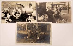 Aviation Pioneer Postcards #5 - Art Smith - 3 [137104]