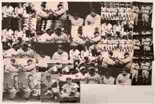 Babe Ruth Postcards (47) [136092]