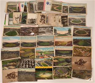 Football Postcard Group (Approx 125-150 cards)