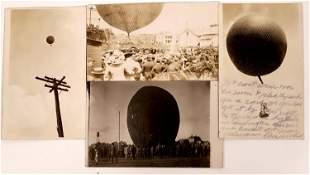 Balloonery Postcards - 4 [138791]