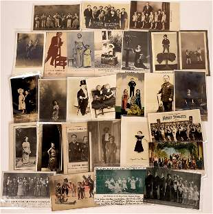 Circus Midget Postcard Collection [137583]