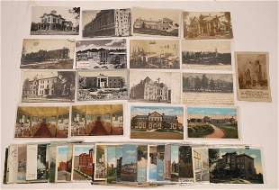 Postcards & RPC's Showing Medical Facilities (75)