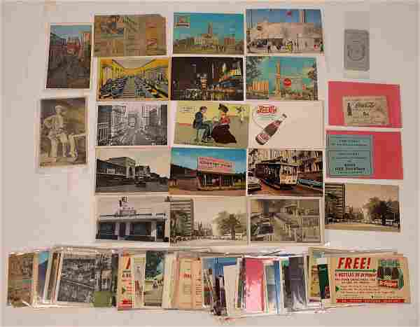 Soda Pop Postcard Collection [138933]