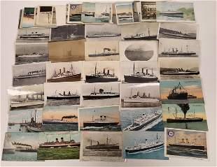 Steamship Postcard Collection: Northwest Region