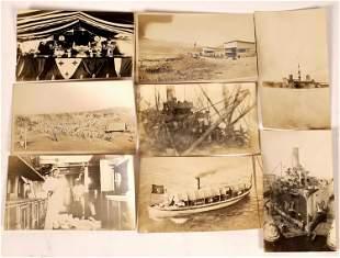 US Navy Photo Postcards - 8 [136079]