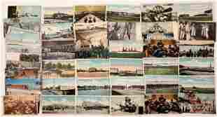 US Navy Postcard Group 5 - (55) [136073]