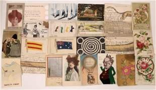 Unusual Specialty Postcards - 23 [137662]