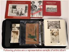 Photo Diary of Pancho Villa by W.H. Horne, with 3 Books