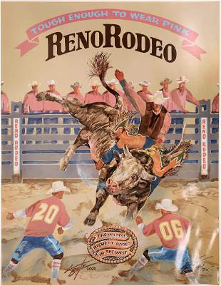 Reno Rodeo Poster Collection [135014]