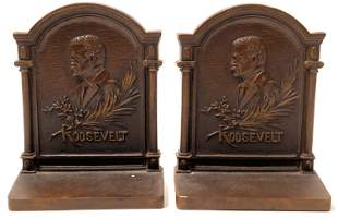 Bookends - Teddy Roosevelt [135177]
