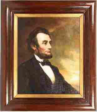 Abraham Lincoln by Trevor James [136955]