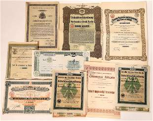Foreign Bond Collection incl. Mining [135256]