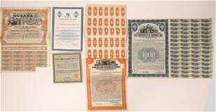Foreign Stock Certificates [135090]