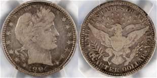 1904-O Barber Quarter [136652]