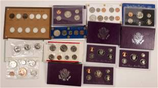 Proof and Mint Sets and 2 Two Cent Pieces [136386]