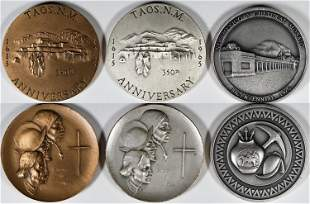 350th Anniversary / Bicentennial Medals [138810]