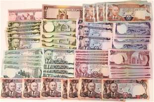 Afghanistan Currency [136101]