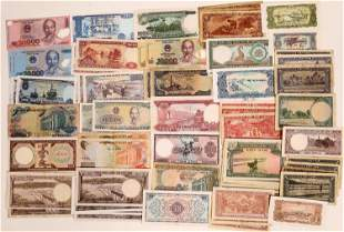 Vietnam Currency, Various Denominations [136110]