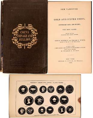 """""""Gold and Silver Coins"""" by William E. DuBois [138952]"""