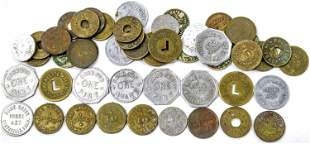 Mother Lode Token Collection [136767]