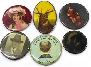Generic Pocket Mirror Collection [136374]