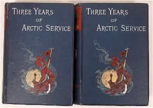 Three Years of Arctic Service [135987]