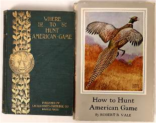 Two Hunting Guidebooks [135975]