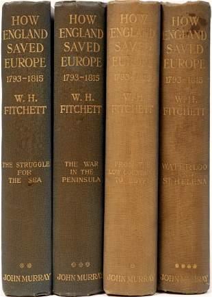 How England Saved Europe [135982]