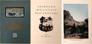 Colorado Mountain Playgrounds Brochure by Union Pacific
