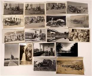 Antique Photographs and Real Photo Postcards [135692]
