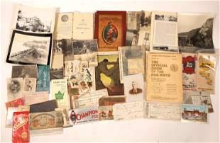 US Ephemera Grab Bag [135907]