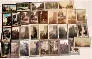 """Yosemite """"Framed View"""" Postcard Collection [132555]"""