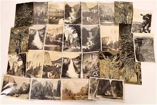 Yosemite Ansel Adams Postcard Collection [132556]