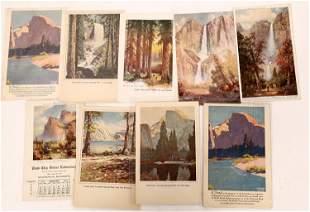 Yosemite Art Cards (9) [137475]