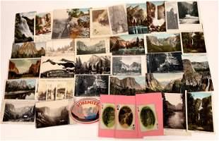 Yosemite Postcard Collection [132560]