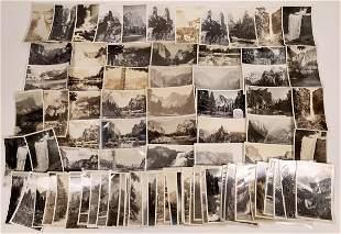 Yosemite Real Photo Postcard Collection [132550]