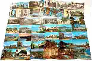 Hawaii Postcard Collection: Buildings [133673]