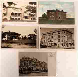 Real Photo Postcards of Caldwell Idaho [135689]