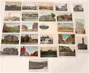 Sioux Falls Postcard Collection [135141]