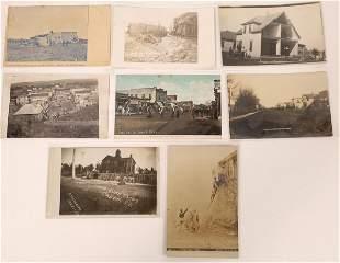 Celebration & Devastation Postcards [135142]