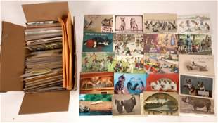 Cute & Cuddly, Wild & Wooly Animal Postcards ~ 350
