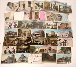 Elks Club Postcard Collection [133668]