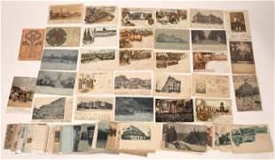 European Pioneer Postcard Collection [137945]