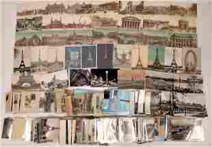 Postcards of Scenes in France >400 [138792]