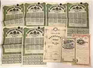 Mexico Mining Bonds [135187]