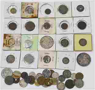 Foreign Coin Group [136390]