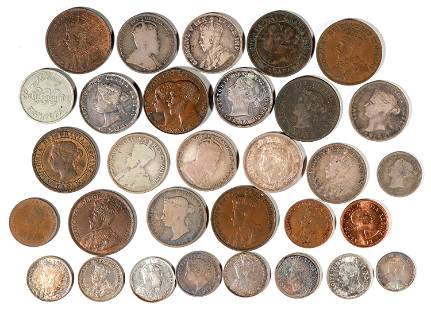 Canadian Coin Collection [138669]